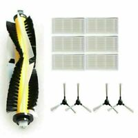 Roller Side Brush Filters Accessory Kit for Proscenic 780T 790T Vacuum Cleaner