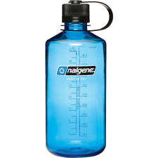 Nalgene Tritan Narrow Mouth 32 oz. Water Bottle - Blue