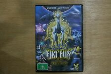 Pokemon - Arceus & The Jewel Of Life : Movie 12 (DVD,    -   VGC Pre-owned (D48)