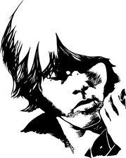 Sticker Rolling Stones 100 Brian Jones - 57x71 cm