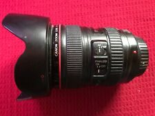 Canon Zoom Lens EF 24-105 mm 1:4L is usm Image Stabilizer w/Canon EV-83 Hood