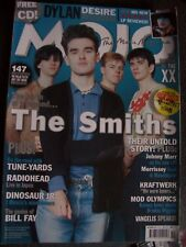 Mojo music magazine. 2 issues. October & November 2012.