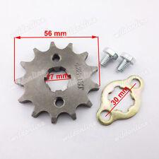 428 13 Zähne 17mm vorn Kette Kettenrad Für 50 70 90 110 125cc ATV Dirt Pit Bike