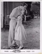 """Debbie Reynolds & Peter Brant in """"Tammy and the Bachelor""""1957 Vintage Movie Stil"""