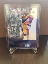 2014-15 Panini Prestige Kobe Bryant Bonus Shots Blue SP #24/99 JSY NUMBER 1/1