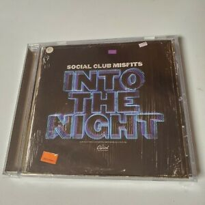 NEW Social Club Misfits Into The Night CD Capitol Christian Music Group 2018 opp