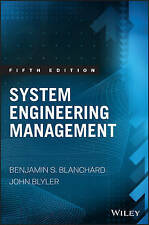 System Engineering Management, Fifth Edition 9781119047827 (Hardback, 2016)