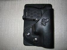 Diamondback DB 380 & DB9 & Sig 238 LEFT HAND wallet or pocket gun holster