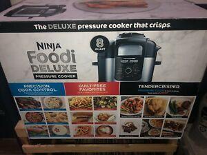 Ninja Foodi ~ FD401 ~ 9-in-1 Deluxe 8quart Pressure Cooker ~  BRAND NEW