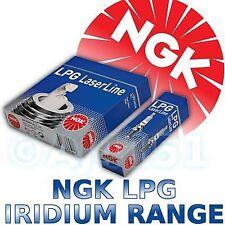 4x NGK Laserline Iridium LPG Spark Plugs FIAT X1/9 1.5