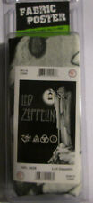Led Zeppelin Textile Poster Flag Rare New Sealed Stairway Old Man