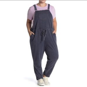 Stylove Clothing Navy Blue Pocket Jumpsuit NEW