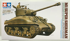 Tamiya 35322 1/35 Scale Israeli Tank M1 Super Sherman Model Kit NIB
