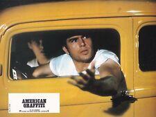 Paul Le Mat American Graffiti George Lucas Lobby card 1973