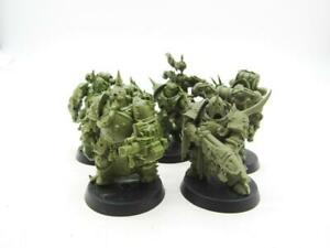 (4461) Plague Marines Squad Death Guard Chaos Space Marines 40k 30k Warhammer