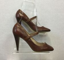 Marks and Spencer 100% Leather Mary Janes Heels for Women