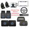 NFL Dallas Cowboys Choose Your Gear Auto Accessories Official Licensed