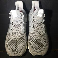 cb0bb593acfd8 Adidas Ultra Boost 1.0 Wool Grey Size 10 Pre-Owned