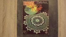 Vieux magazine : Tricot Sélection - Crochet d'Art n°20 - 06/1976