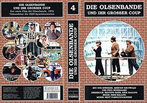 (VHS) Die Olsenbande und ihr großer Coup - Ove Sprogøe, Morten Grunwald (1972)