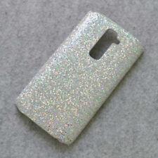 New Silver Sparkle Bling Glitter hard Case cover For LG G2 D800 D801 D802 D803