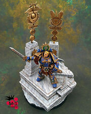 Warhammer 40k Primarch Roboute Guilliman Forge World M-1 pro-painted