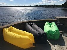 Inflatable Lounger-For Indoors & Outdoors-Camping amping,Hiking,Traveling,Park