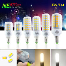 E26 E27 E14 B22  LED Corn Light  Bulbs 5730 SMD 20W 40W 80W 120W Lamp 110V 220V