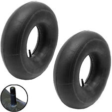 2x Inner Tube Golf Cart Buggy Caddy Schrader TR-13 Valve 15x600 15x6.00-6 15 x 6