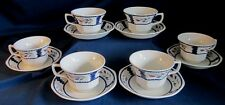 Cup and Saucer Sets Adams Lancaster Ironstone