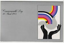 1983 AUSTRALIA STAMP PACK 'COMMONWEALTH DAY' - GREAT CONDITION