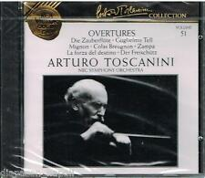 Toscanini Collection Vol. 51 - Overture. Flauto Magico, Mignon, Guglielmo Te- CD