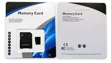 64GB Class 10 Micro SD SDXC HC Flash Memory Card Free Adapter For Phone Tablet