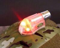 ELEMENT EX262 Manta Strobe IR and Red Light Snail LED Devgru OPS-Core Helmet