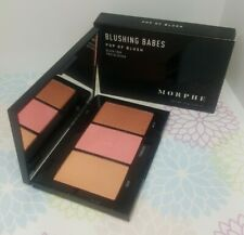 Morphe Blushing Babes Pop Of Blush Trio Blend The Rules 10 g Boxed