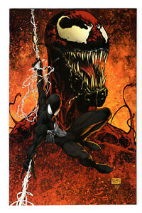 KING IN BLACK #2 MICHAEL TURNER CARNAGE VIRGIN LTD 1000 ASPEN VARIANT NM