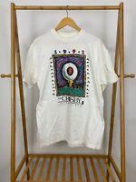 VTG 1992 The Cosby At Bermuda Run Short Sleeve Single Stitch T-Shirt Size XL USA