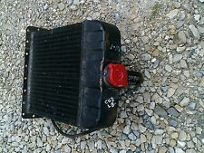 Farmall Cub Lo Low Boy LB Tractor Original IH good working radiator assembly