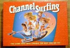 Channel Surfing TV Interactive Game M Bradley 1994