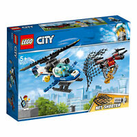 60207 LEGO CITY Sky Police Drone Chase 192 Pieces Age 5+