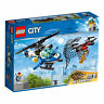 60207 LEGO CITY Sky Police Drone Chase 192 Pieces Age 5+ New Release for 2019!