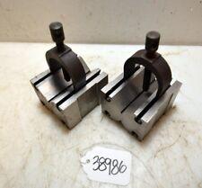 1 Pair Fowler V Blocks Set 52 475 015 1 Inv38986