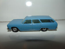 VINTAGE DIECAST ISRAEL GAMDA KOOR SABRA MODEL CHEVELLE STATION WAGON GREAT SHAPE