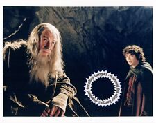 Lot of 2, McKellen, Wood color stills LORD OF THE RINGS, The Two Towers (2002)A+