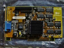 Innovision Mighty LE HURLEUR 3dfx Voodoo AGP 16 Mo SDRAM 143 MHz D-Sub user manual