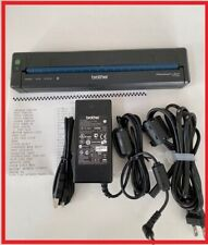 brother PJ-663 A4 PocketJet Mobile Printer Black Bluetooth Thermal