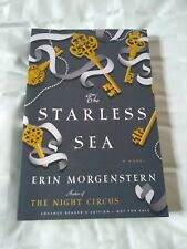 THE STARLESS SEA Erin Morgenstern ARC Signed SDCC Pin Advanced Reading Copy