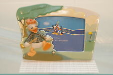 "Ah Phooey Donald Duck~Resin Frame 3.5"" x 5""~Disney Gift Box~Free Ship In Us~"