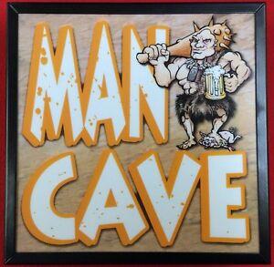 Light Box Man Cave