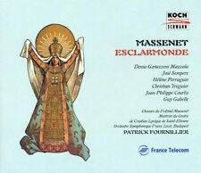 Massenet - Esclarmonde Mazzola Treguier Perragiun und Gabelle Courtis